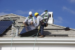 California first state to require solar on all new construction by 2020
